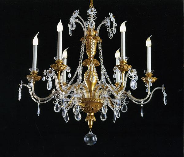 plafoniere banci : ... On Line Illuminazione classica Lampadari classici 03.1602 di BANCI