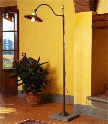 imas lampadari : ... classica Lampade da terra classiche Piantana 35903/PI54 di IMAS
