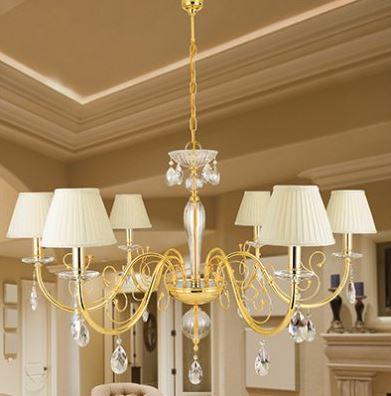5017 lampadario classico di Lam export. Lampadario 6 luci ...