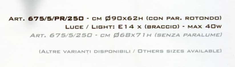 lampadari mangani : Lampadario, struttura: cristallo e porcellana, paralume: tessuto ...