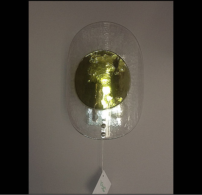 lampada da parete La Murrina 681 A Verde, sconto 50%, - 1 pezzo disponibile