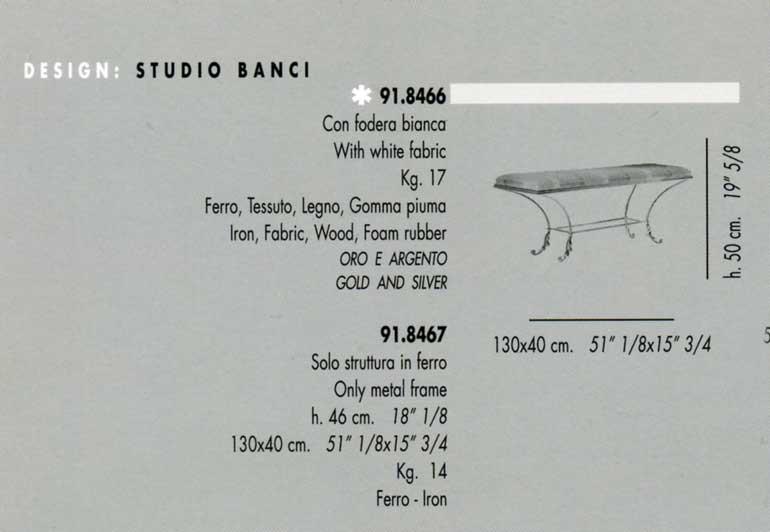plafoniere banci : 39 7159 di banci sku 397159 39 7159 di banci applique classica ...