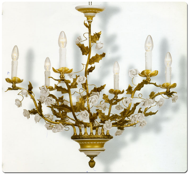 lampadari mangani : ... On Line Illuminazione classica Lampadari classici 942-6-62 di MANGANI