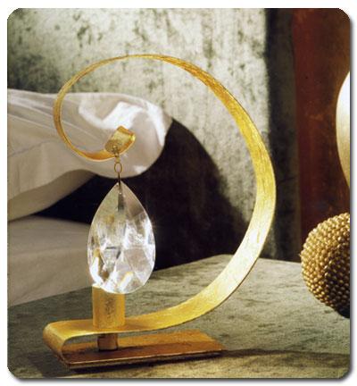 Picta 5441 lp di ellequattro lampada da tavolo - Lumi moderni ...