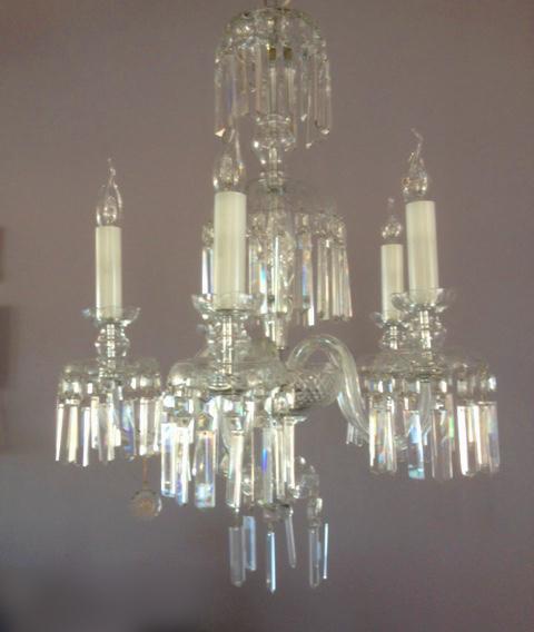 Lampadari Di Cristallo Di Boemia.Outlet Illuminazione Lampadario Classico In Cristallo Di