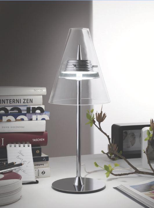 Capri led m3004 di micron lume moderno diffusore vetro - Lumi moderni ...