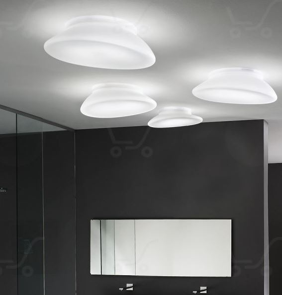 Outlet Illuminazione Plafoniera Moderna Dynamic Di Linealight Ma E