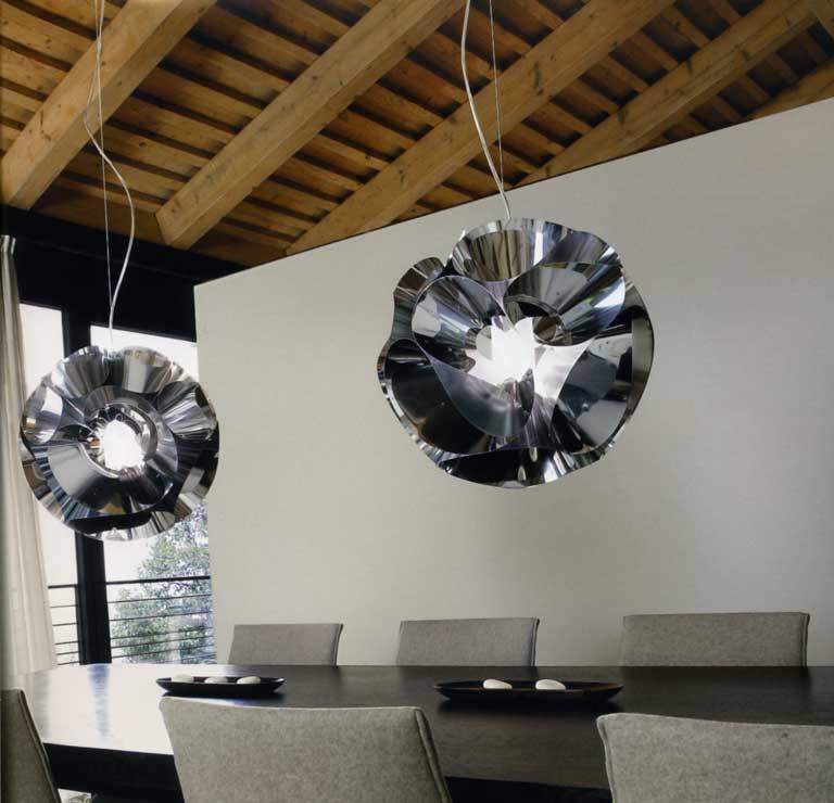 lampadari panzeri : ... On Line Illuminazione moderna Sospensioni moderne Floral di PANZERI