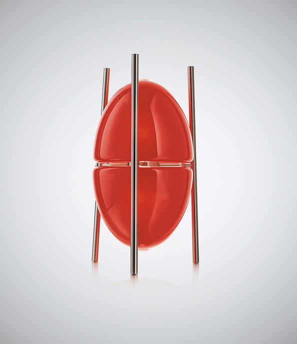 Lume La Murrina Huevo rosso, sconto 50% - PRODOTTO ESAURITO