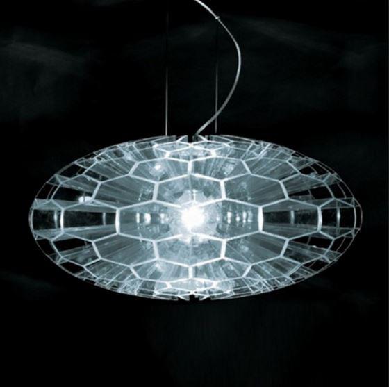 Outlet illuminazione sospensione moderna joy s sconto for Oggettistica moderna on line