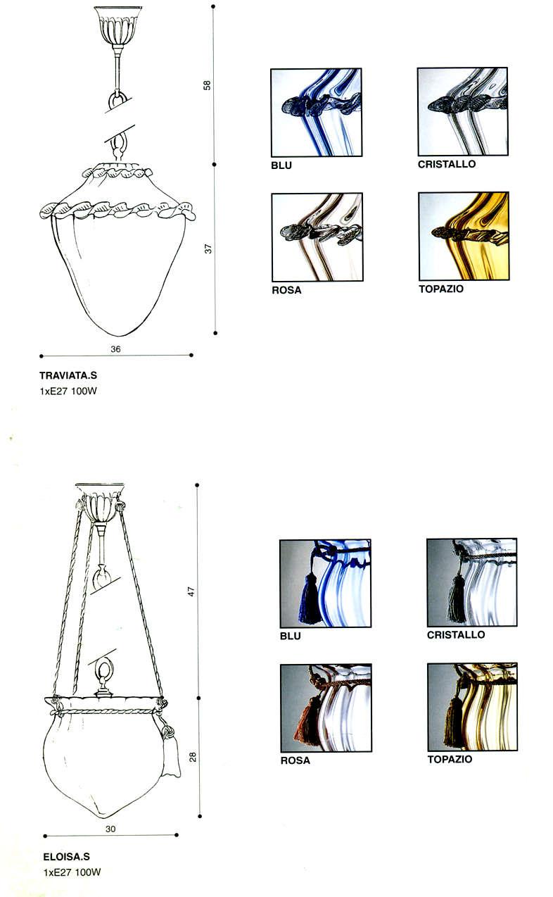 lampadari murrina outlet : Lampadari classici : Eloisa S di LA MURRINA ? PRODOTTO ESAURITO
