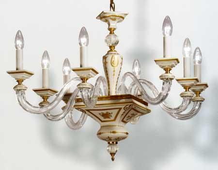 lampadari mangani : ... On Line Illuminazione classica Lampadari classici 21804/8/0 di MANGANI