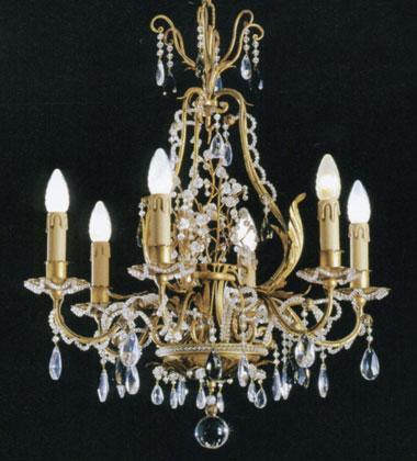 plafoniere banci : ... On Line Illuminazione classica Lampadari classici 03.7496 di BANCI