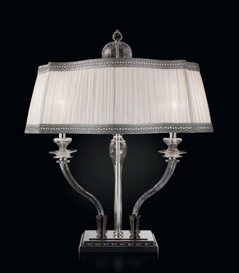 Lume classico scena 1652 l2 di sylcom lampada da tavolo for Lumi da tavolo classici