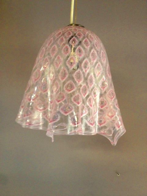 Sospensione La Murrina Macrame S20 rosa, sconto 50%, 1 pezzo disponibile