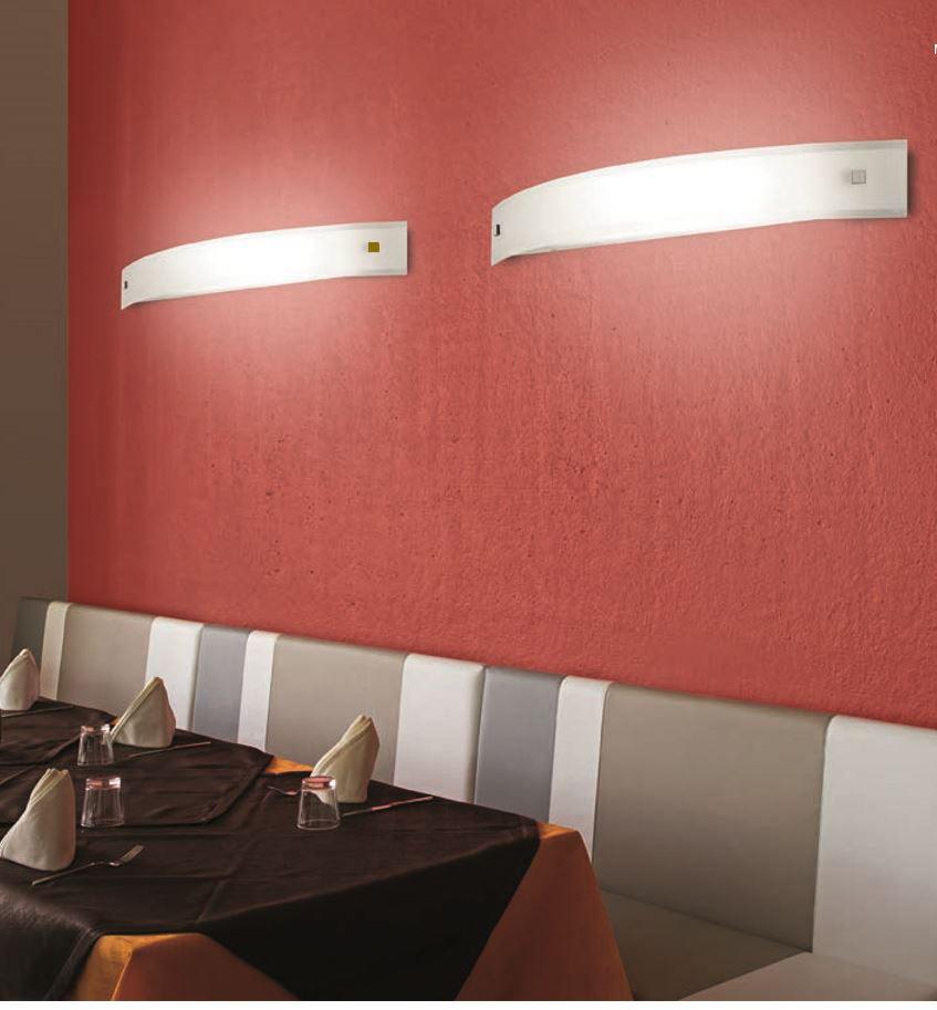 Outlet illuminazione applique moderna mille led 7623 di for Oggettistica moderna on line