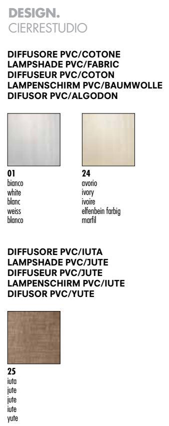 Applique moderne phoenix lp 506 b di sillux for Oggettistica moderna on line