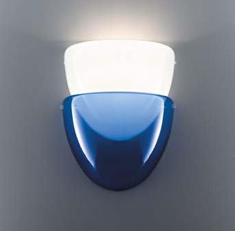 lampada da parete La Murrina Phoenix A Blu, sconto 50% - PRODOTTO ESAURITO