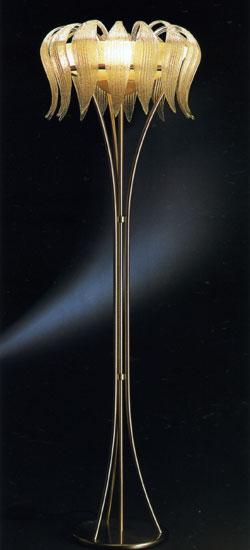 Lampade da terra classiche : Caracalla T di LA MURRINA