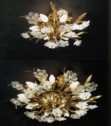 plafoniere banci : ... Illuminazione classica Plafoniere classiche 73.8006 e 73.8009 di BANCI