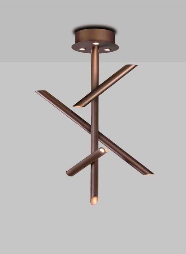 Plafoniera moderna take 5771 di mantra lampada da tetto for Oggettistica moderna on line