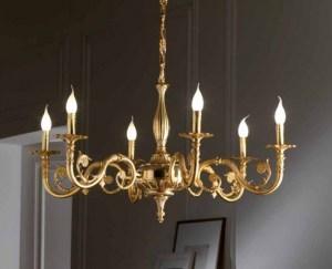 Lampadari classici - Lampadario camera da letto classica ...