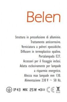 PRODOTTO ESAURITO - Belen 463-72 di SOVIL Image 2