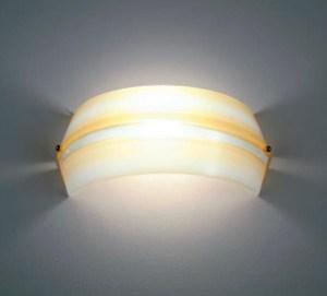 lampada da parete La Murrina Dolly A Maxi Ambra, sconto 50% - 1 pezzo disponibile Image 1