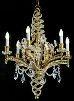 plafoniere banci : ... On Line Illuminazione classica Lampadari classici 02.9020 di BANCI