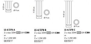 O-Optical 278 LS 4 di SILLUX PRODOTTO ESAURITO Image 1