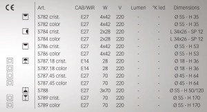 Paolina 5782 color di ANTEALUCE Image 1