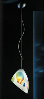 Sospensione La Murrina Perla/S2 bianco murrine colorate, sconto 50% - 1 pezzo disponibile Image 1