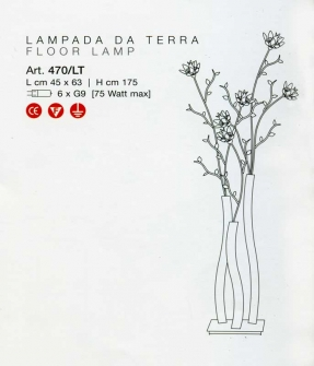 PRODOTTO ESAURITO - Boccioli 470/LT di LAMP Image 1