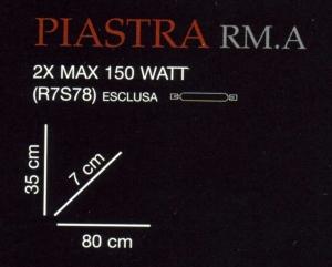 Piastra RM.A di ICONE MINITAL Image 1
