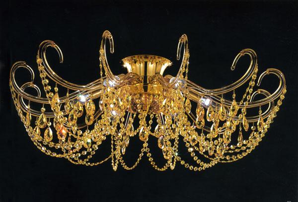 Plafoniere A Tetto : Plafoniera moderna lampada da tetto salotto livin camera