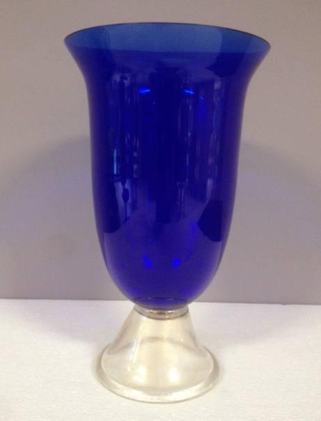 Vaso Alto Incontri Blu, 2 pezzi disponibili, sconto 50%, prezzo scontato 133,00 Euro