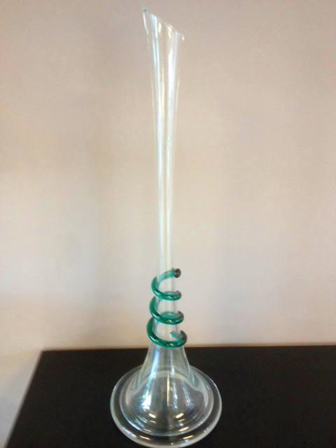 Vaso Music Alto verde, 1 pezzo disponibile, sconto 50%, prezzo scontato 94,55 Euro
